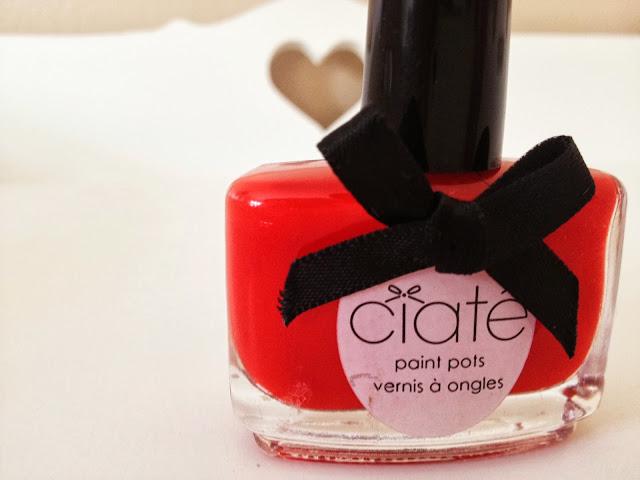 "Ciate nail polish, Ciate ""Mistress"" polish, FashionFake, Ciate nail polish review, beauty review, beauty blog"
