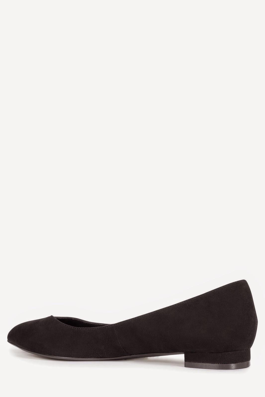 giày búp bê đơn giản