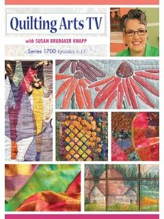 Quilting Arts 1700 Series DVD now available!