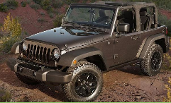 Jeep Wrangler Willys Wheeler Edition, vuelta al origen