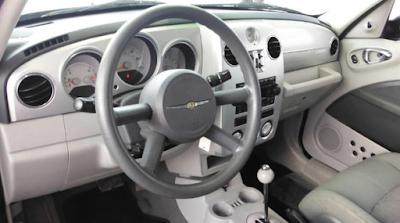 Used 2006 Chrysler PT Cruiser for Sale Swartz Creek, MI