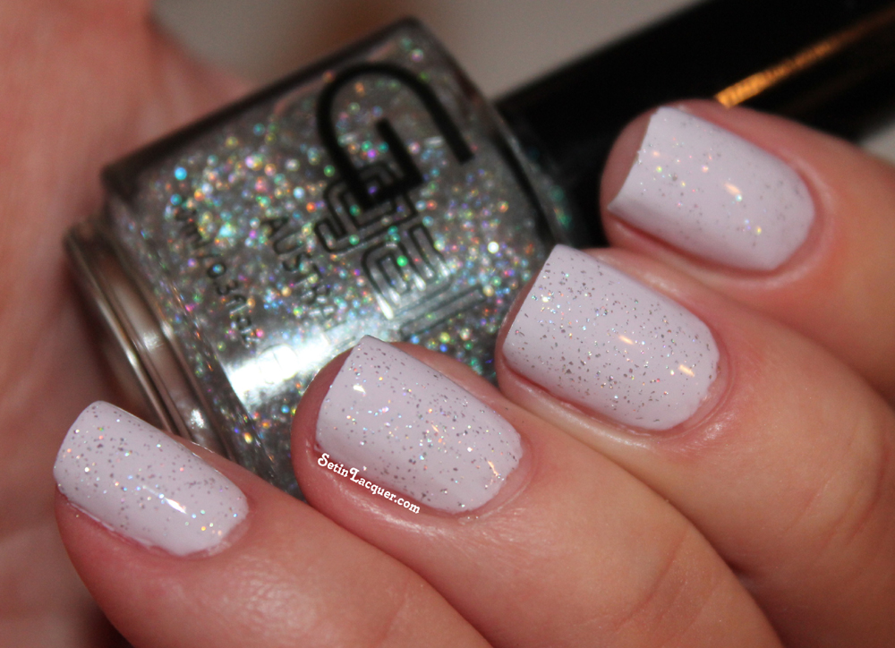 Glitter Gal - Gloss Boss Top Coat and Galaxy Holo Special Effect Top ...
