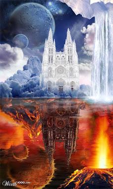 ¿Puede mi infierno ser mucho más fiel que tu cielo?