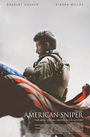 American Sniper: Official Theatrical Release Poster