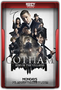 Gotham 2 Temporada Torrent HDTV