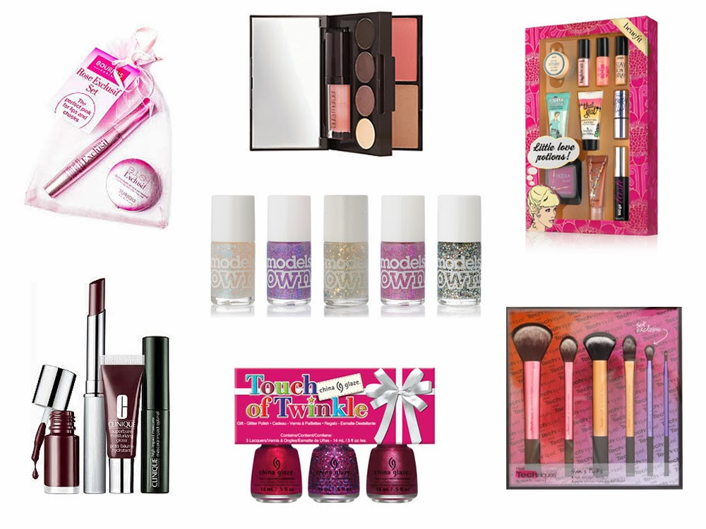 Christmas gift ideas makeup nail sets ramblings of a