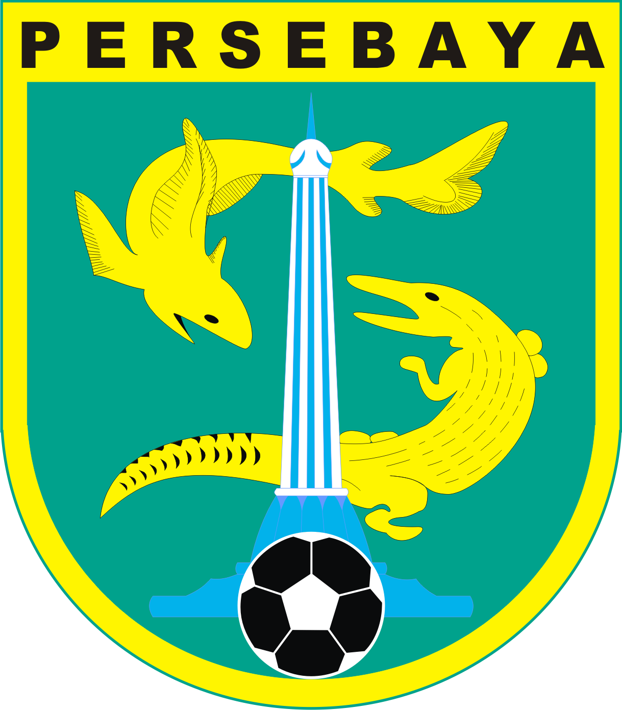 Logo Persebaya Surabaya Ardi La Madi Blog Persatuan Sepak Bola