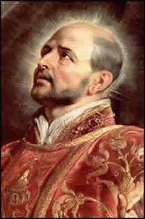 Intercessor do Blog Evangelizando: Santo Inácaio de Loyola