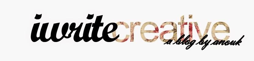 i write creative