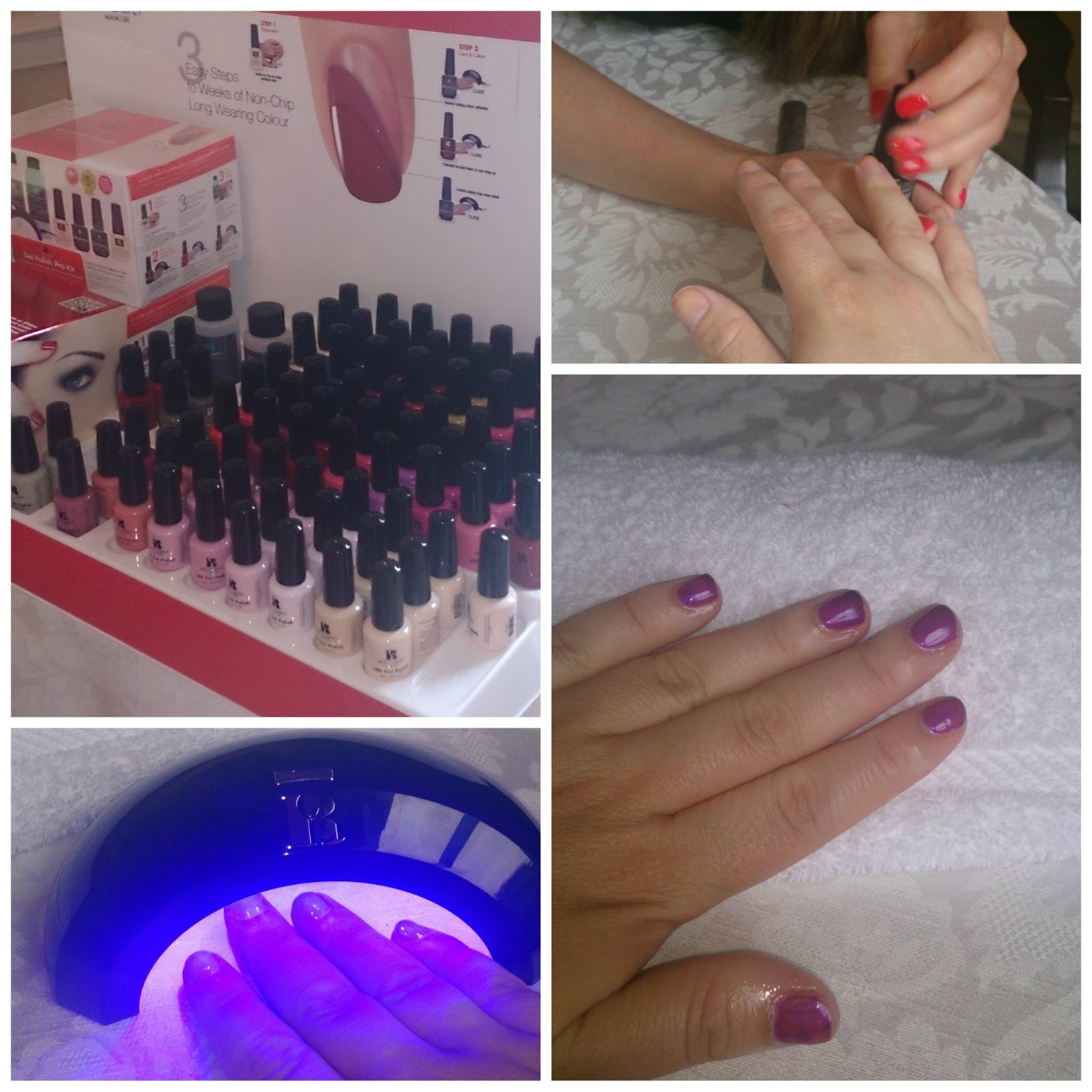 CherrySue, Doin\' the Do: New: Red Carpet Gel Manicure At Home Kit. I ...