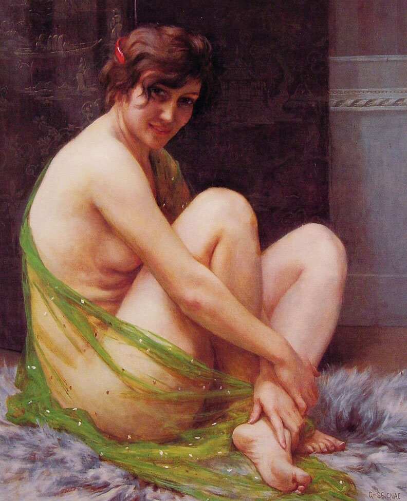 guillaume seignac laziness