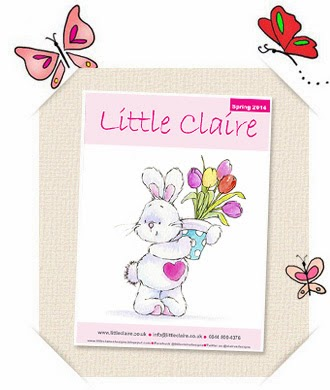 New Little Claire Catalogue