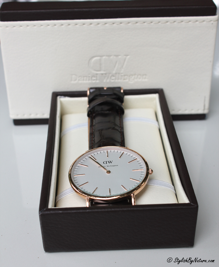 Daniel Wellington - Classic York watch