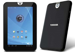 Toshiba Thrive 7-Inch Tablet with NVidia Tegra 2 CPU