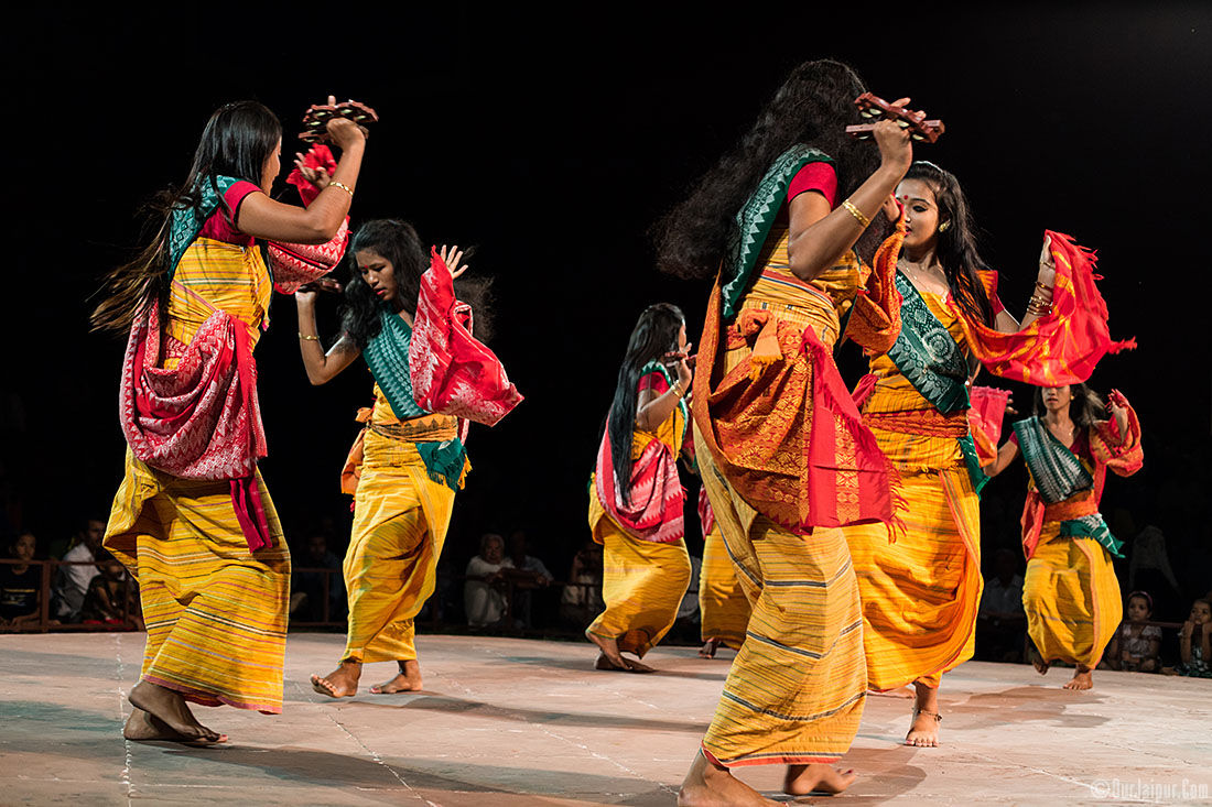 indian folk and tribal dances essay
