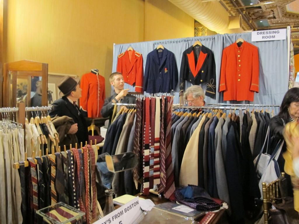 Fox Clothing Store In Manhattan