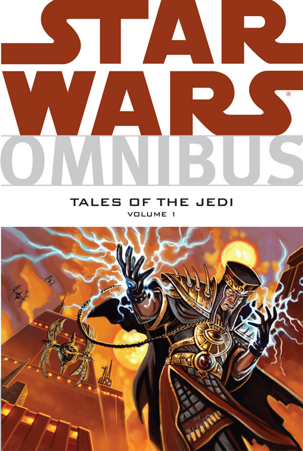 Review: Star Wars Omnibus Tales of the Jedi Volume 1