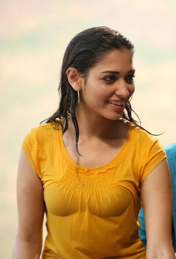 tamanna in wet spicy