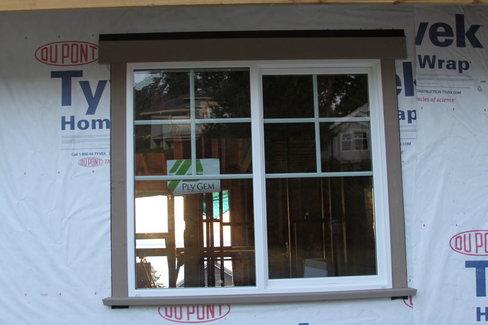 Craftsman exterior window trim - Window Trim Hand Crafted By Stephen Note The Longer Top And The Bottom Trim Corners