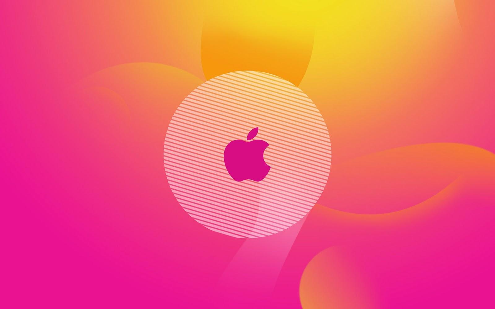 http://3.bp.blogspot.com/-9lQEmJUCBV8/UNG5wjMFarI/AAAAAAAAJDE/A5pV9fWJrG4/s1600/oranje-roze-apple-achtergrond-met-apple-logo-in-het-midden.jpg