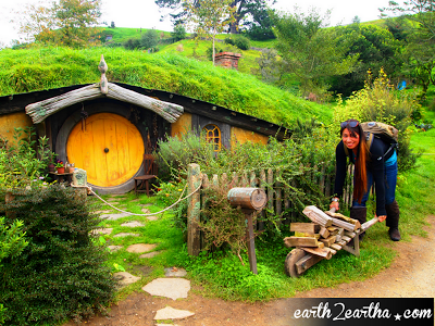 Having Fun in Hobbiton