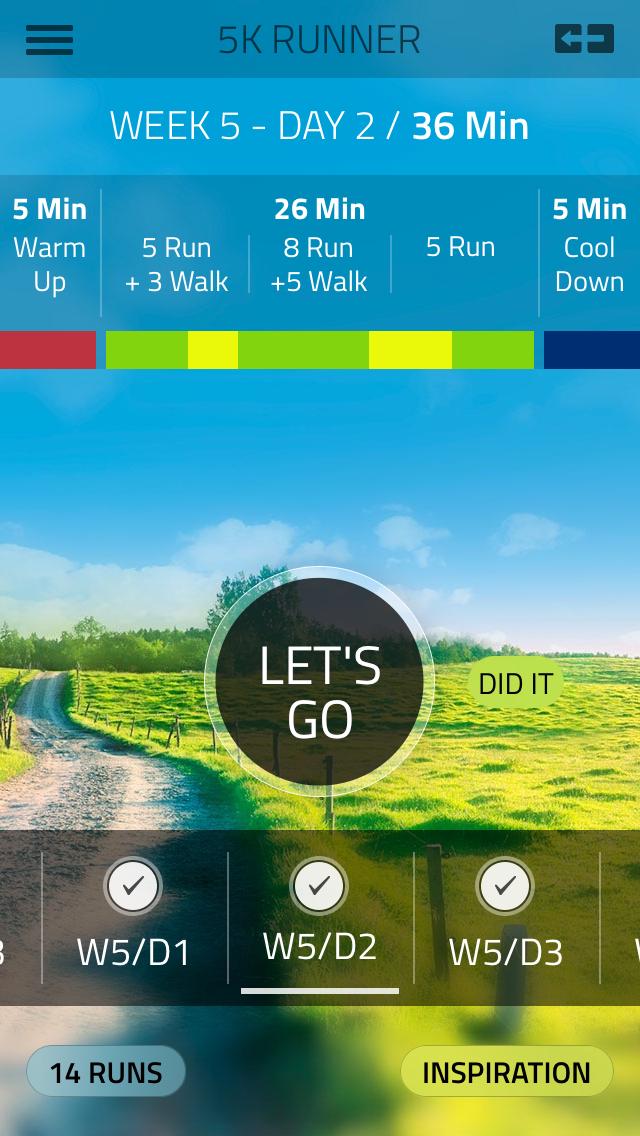 App per iniziare a correre