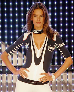 Alessandra Ambrosio Fashion Show Photos