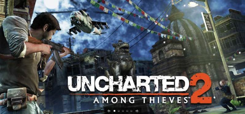 INFO - Todos los DLC de Uncharted 2 de forma gratuita Uncharted2