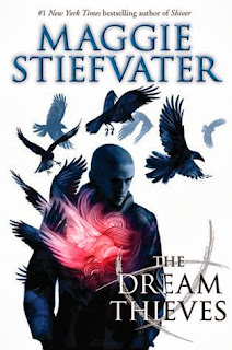 Review: The Dream Thieves by Maggie Stiefvater (The Raven Boys #2)