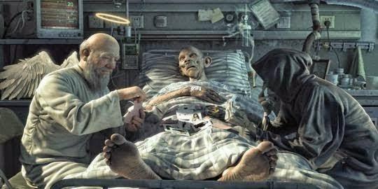 7 Menit Sisa Kehidupan Disaat Setelah Kematian