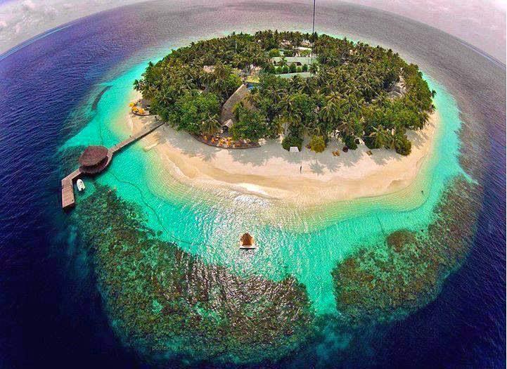 maldives, island