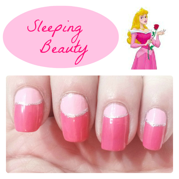 Sleeping Beauty Nails