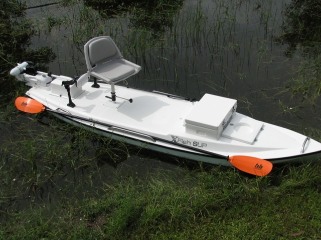 Florida PaddleSports  Whats a Micro Skiff