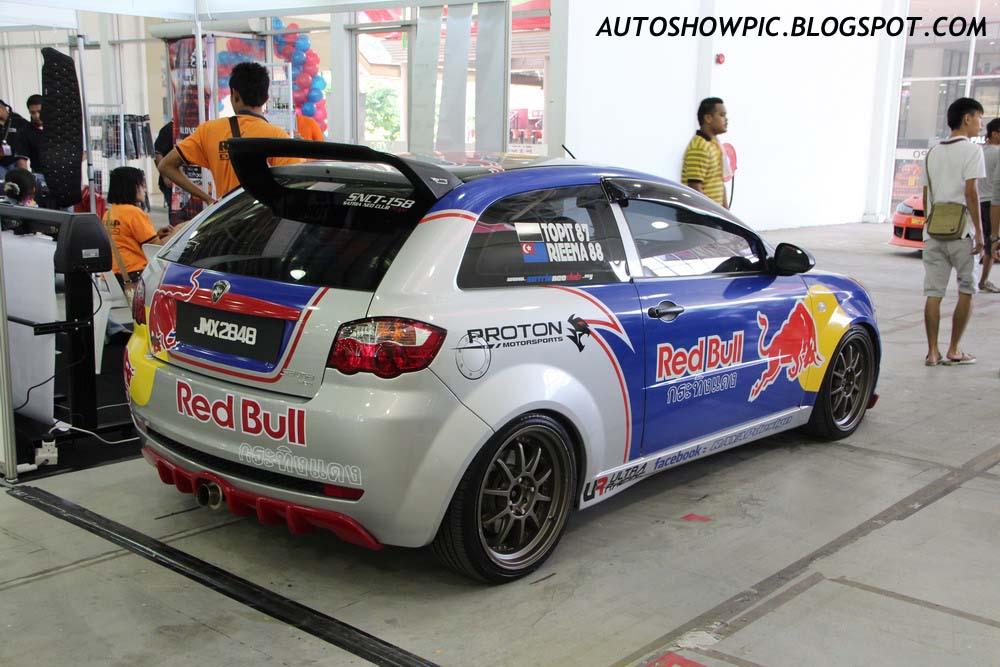 Red Bull Satria Neo