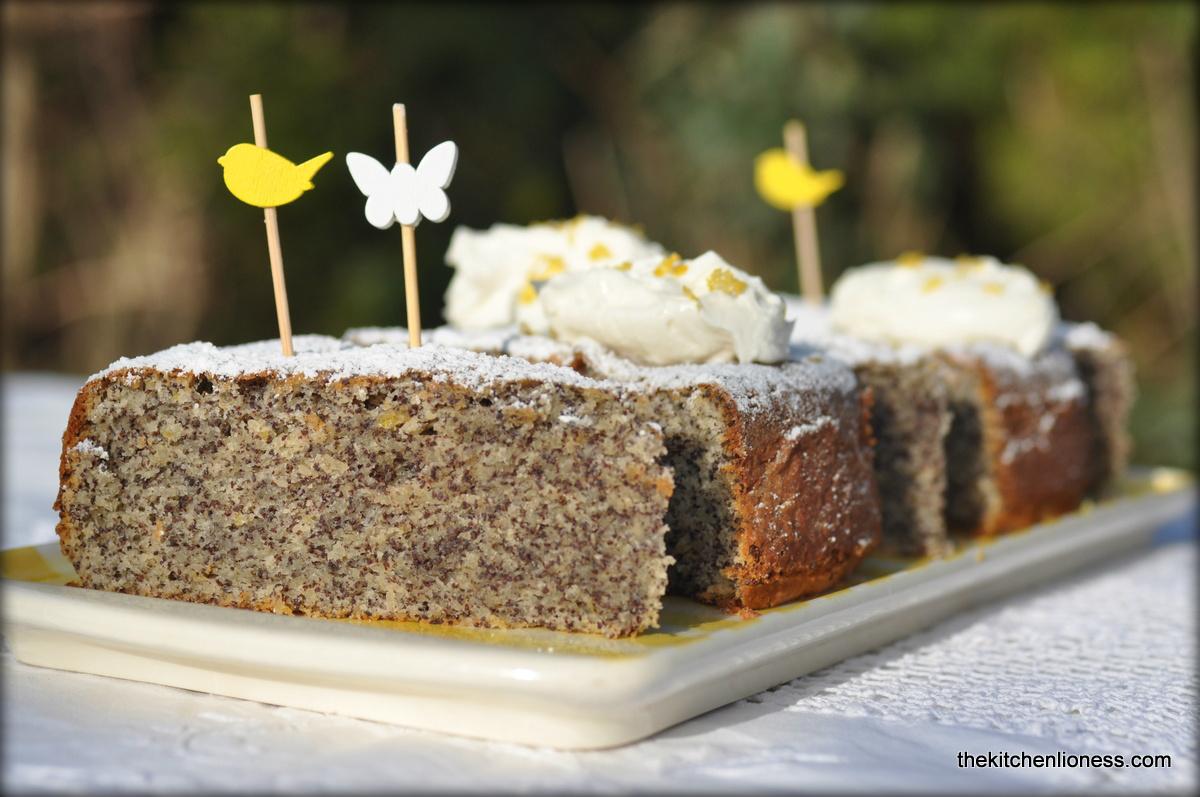 Jamie Oliver Lemon Poppy Seed Cake Recipe