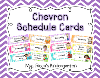 https://www.teacherspayteachers.com/Product/Chevron-Daily-Schedule-Cards-1263011