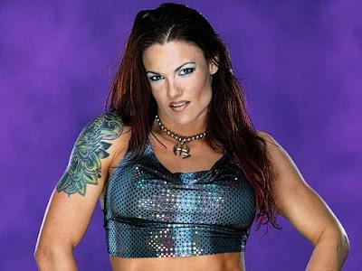 WWE Diva Amy Dumas Photo