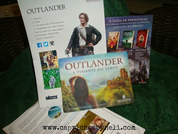 Outlander, Diana Gabaldon
