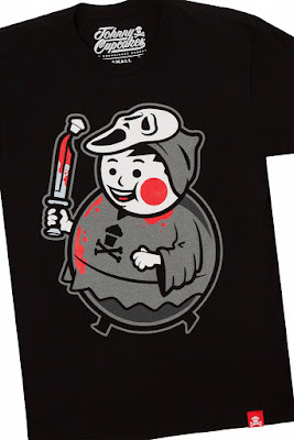 "Johnny Cupcakes x Scream ""Big Kid Ghost"" T-Shirt"