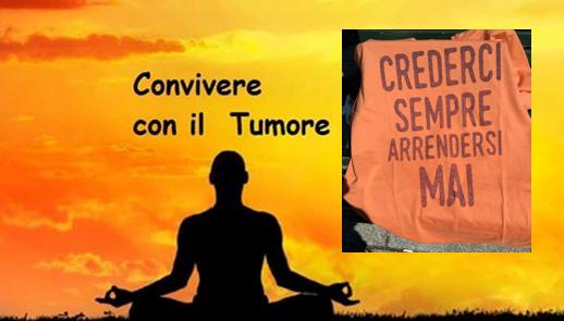CONVIVERE CON IL TUMORE