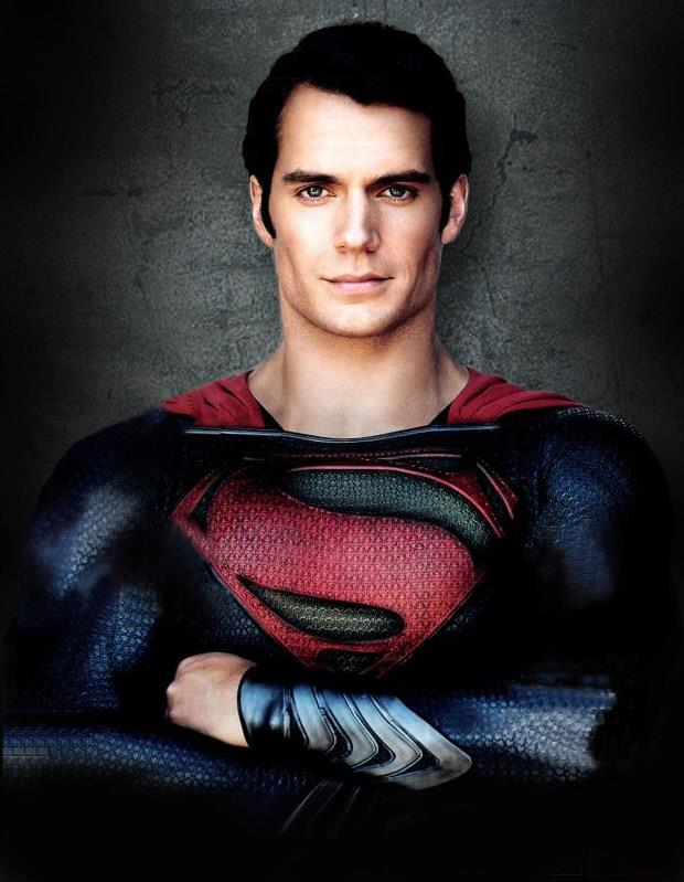 Whats On In The Media New Image Of Henry Cavill As Superman
