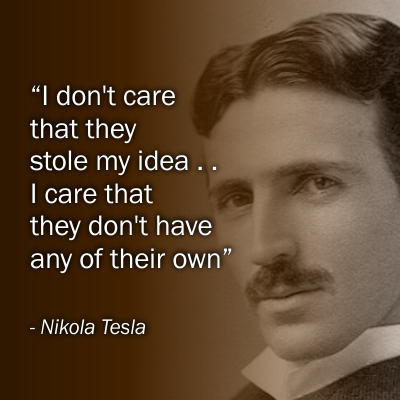 Nikola Tesla Quotes On God Quotesgram