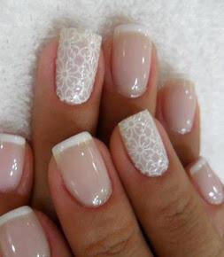 Дизайн ногтей Люкс Свадебный Nail Art. image of Дизайн ногтей Люкс Свадебный Nail Art.