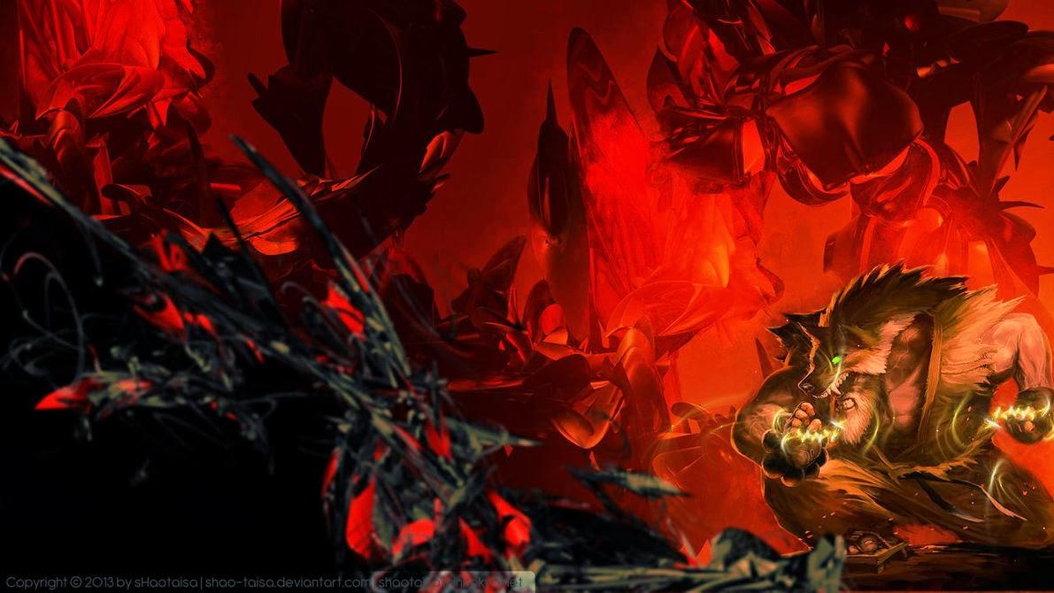 Udyr League Of Legends Wallpaper