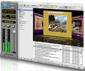 AMARRA - PLAYER MUSICALE PER MAC
