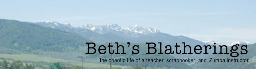 Beth's Blatherings