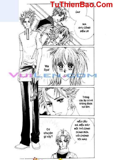 Công chúa của tôi Chapter 8 - Trang 94