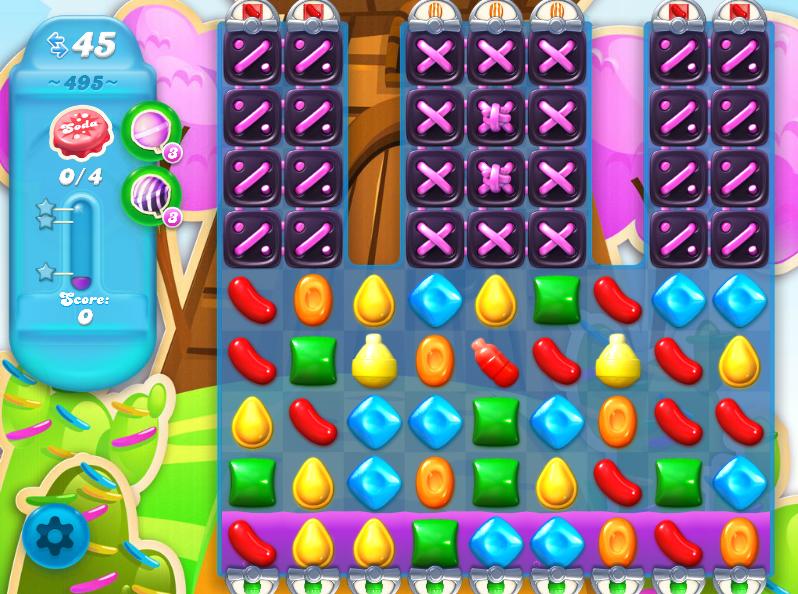 Candy Crush Soda 495
