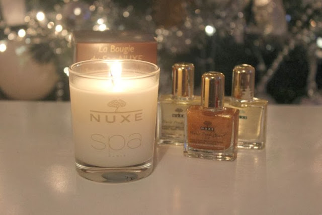 Nuxe Enchanting Fragrance Set