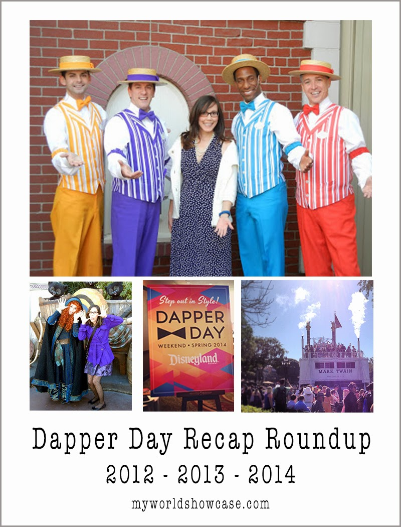 Dapper Day Recap Roundup 2012-2014